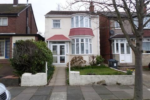 3 bedroom detached house to rent - Stanley Avenue, Harborne, B32 2HB