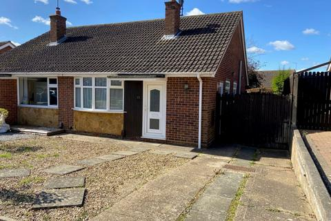 2 bedroom semi-detached bungalow for sale - Draycott Close, Abington Vale, Northampton NN3 3BD