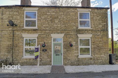 2 bedroom end of terrace house for sale - Sleaford Road, Bracebridge Heath