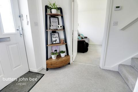 3 bedroom detached house for sale - Marshfern Place, Crewe