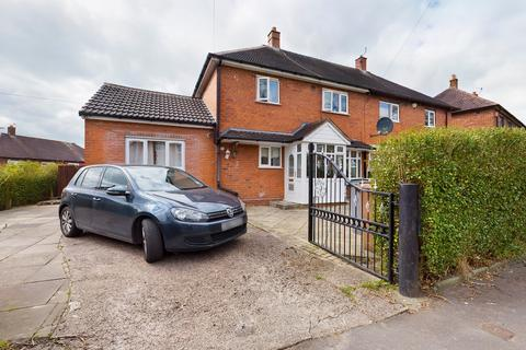 4 bedroom semi-detached house for sale - St Nicholas Avenue, Norton le Moors, Stoke-on-Trent, ST6