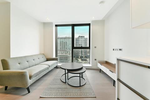 Studio to rent - Westmark Tower, West End Gate, Paddington, W2