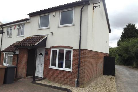 2 bedroom terraced house to rent - Foden Avenue, Ipswich, IP1