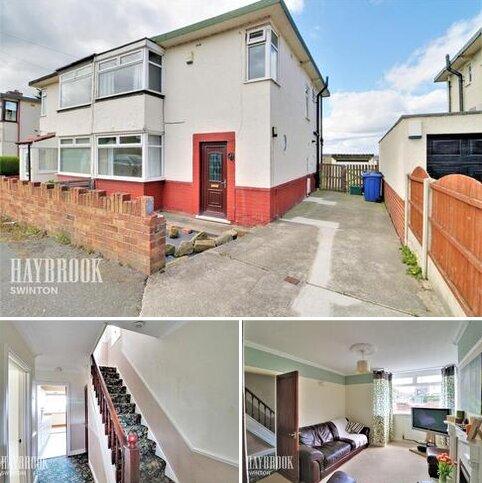 3 bedroom semi-detached house for sale - Park Avenue, Mexborough