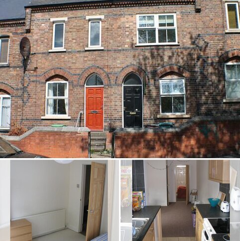 3 bedroom house share to rent - Gawthorne Street, New Basford, Nottingham NG7