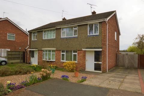 3 bedroom semi-detached house for sale - Derwent Walk, Oadby, Leicester, LE2 4JB