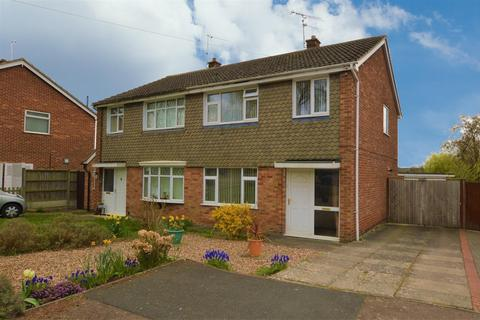 3 bedroom semi-detached house for sale - Derwent Walk, Oadby, Leicester, LE2 4JB