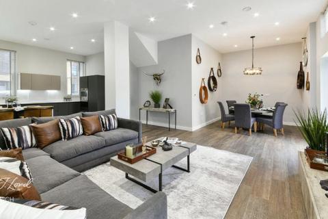 3 bedroom apartment for sale - Bunton Street, LONDON