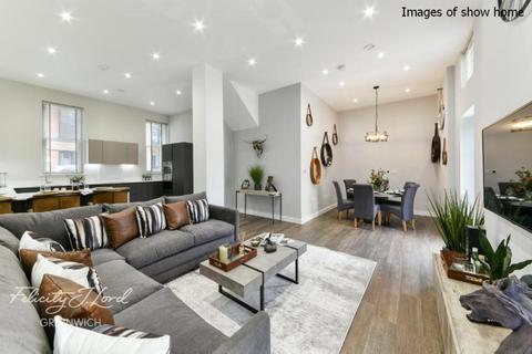 3 bedroom townhouse for sale - Bunton Street, Woolwich, London, SE18 6LS