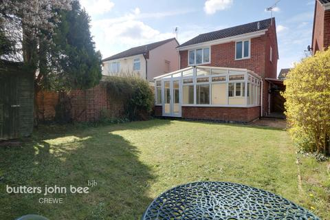 3 bedroom detached house for sale - Bickley Close, Crewe