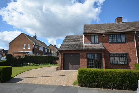 3 bedroom semi-detached house for sale - Winster Road, Staveley, Chesterfield, S43 3NJ
