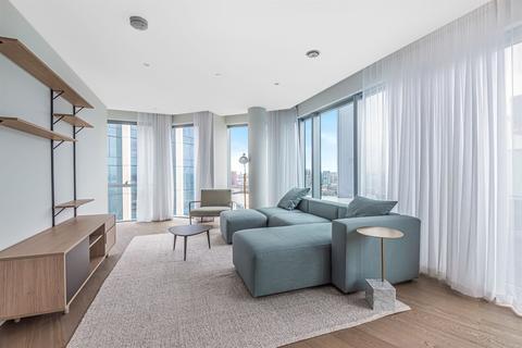 3 bedroom apartment to rent - No.4, Upper Riverside, Cutter Lane, Greenwich Peninsula, SE10