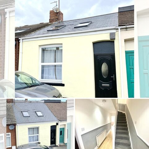 4 bedroom terraced bungalow to rent - Garfield Street, Pallion, Sunderland SR4