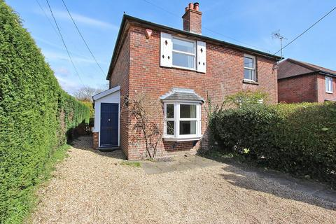 3 bedroom semi-detached house for sale - Manchester Road, Sway, Lymington, SO41