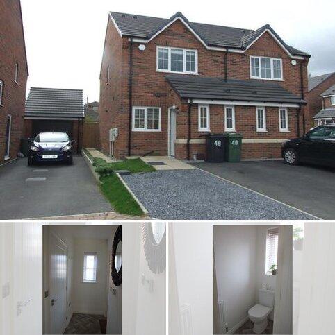 2 bedroom semi-detached house to rent - 40 Moorlands Road, Cleckheaton , BD19 5ED