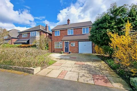 3 bedroom detached house for sale - Queens Road, Cheadle Hulme