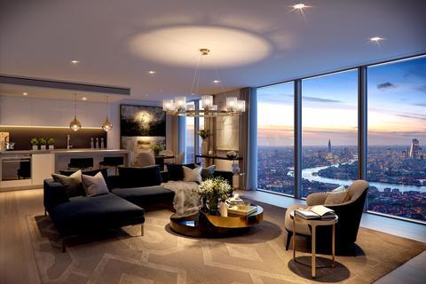 2 bedroom flat for sale - 29.14 The Landmark Pinnacle, Westferry Road, London, E14