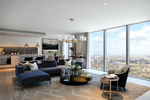 2 bedroom flat for sale - 29.13 The Landmark Pinnacle, Westferry Road, London, E14