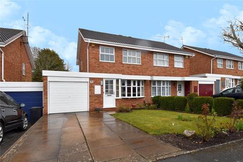 3 bedroom semi-detached house for sale - Edgmond Close Winyates West, Redditch, B98