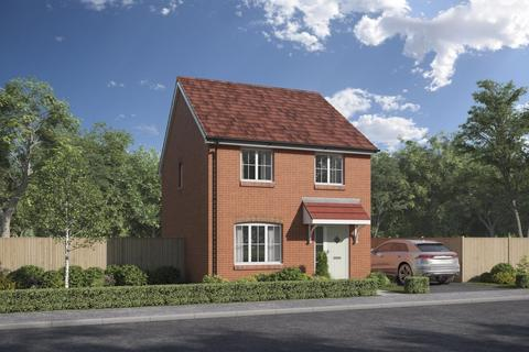 3 bedroom detached house for sale - Plot 39, The Clematis at Ashberry at Pirton Fields, Churchdown, Gloucester GL3