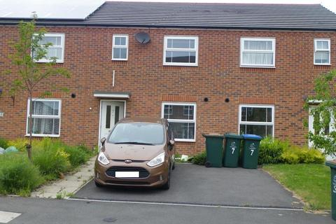 3 bedroom terraced house to rent - Apple Way, White Willow Park, Coventry, Cv4 8na