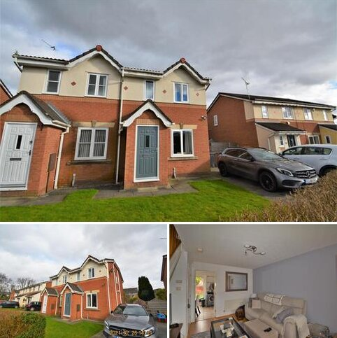 2 bedroom semi-detached house to rent - Hawfinch Grove, Worsley, Manchester, M28