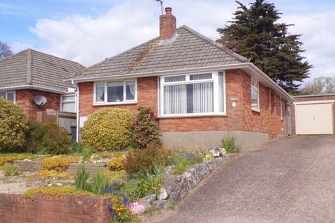 2 bedroom detached bungalow for sale - Hill Drive, Exmouth