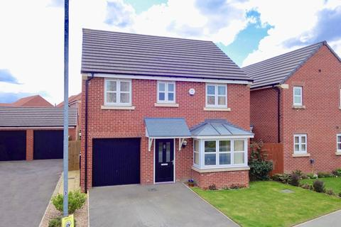 4 bedroom detached house for sale - White Mill Drive, Pocklington