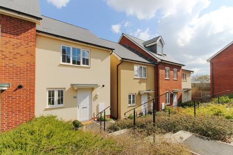 2 bedroom end of terrace house for sale - Old Park Avenue, Exeter