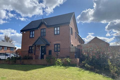 3 bedroom semi-detached house for sale - Bowler Place, Stockport