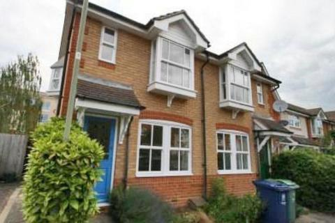 2 bedroom semi-detached house to rent - Prestwich Place, off Botley Road, Oxford