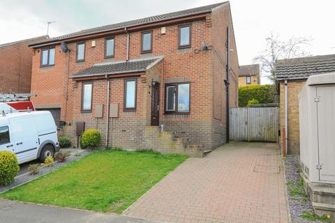 2 bedroom semi-detached house to rent - Meadowside Close, Wingerworth, Chesterfield