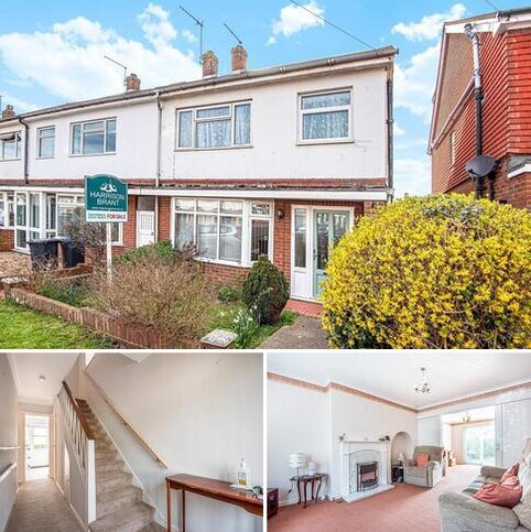 3 bedroom end of terrace house for sale - Southwick