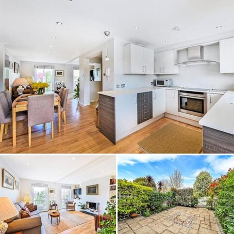 4 bedroom end of terrace house for sale - Chiswick Staithe, Hartington Road, London, W4