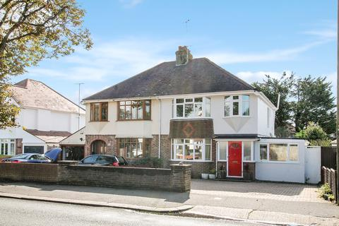 4 bedroom semi-detached house for sale - Poulters Lane, Worthing BN14 7SS