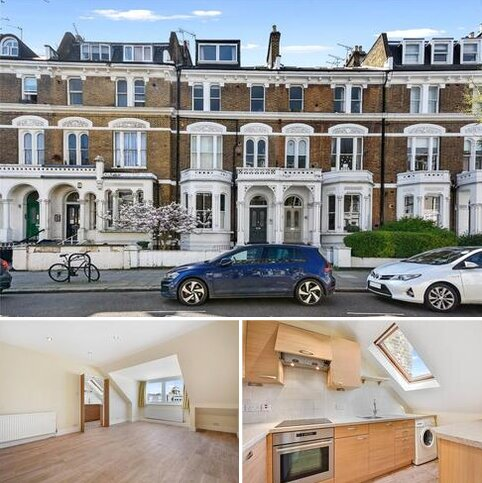 1 bedroom flat to rent - Sinclair Road, Brook Green, London, W14