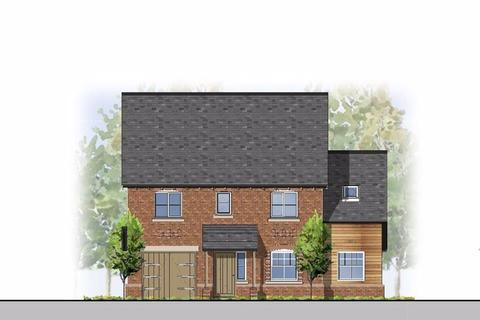 5 bedroom property with land for sale - Plot 2, Farriers Fold Barn, Gill Lane, Walmer Bridge