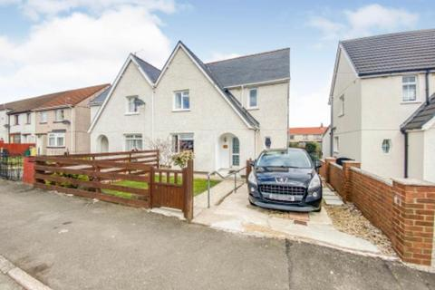 3 bedroom semi-detached house for sale - Coed Glas, Penywaun, Aberdare, CF44 9DS