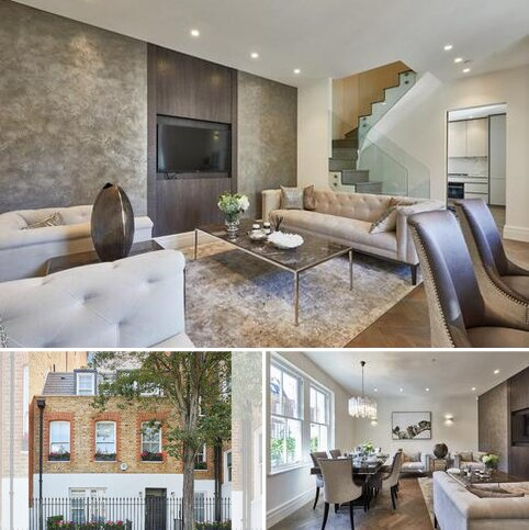 4 bedroom house to rent - Palace Court, Notting Hill