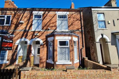3 bedroom end of terrace house for sale - Ella Street, Hull