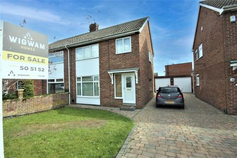 3 bedroom semi-detached house for sale - Mizzen Road, Hull, HU6