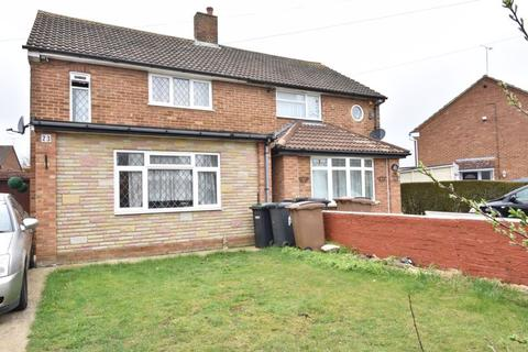 3 bedroom semi-detached house to rent - Eastcott Close, Luton