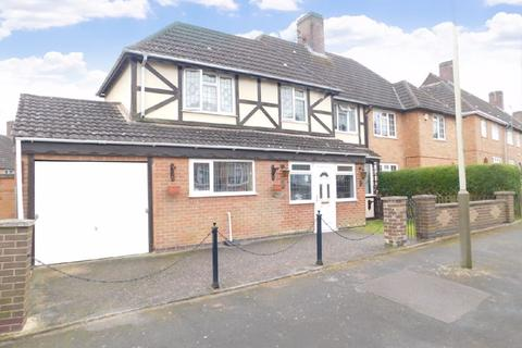 4 bedroom semi-detached house for sale - Valence Road, Leicester
