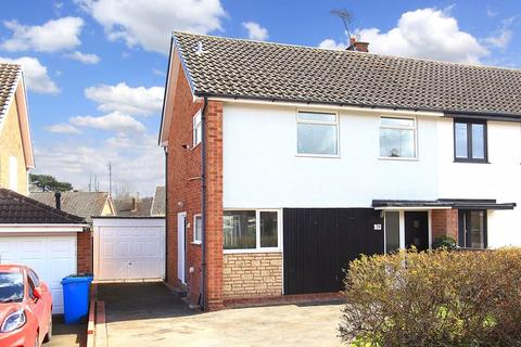 3 bedroom semi-detached house for sale - WOMBOURNE, Glendale Drive