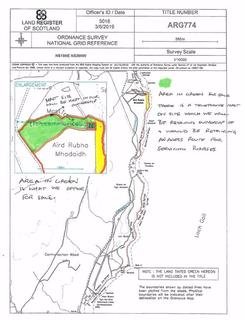 Land for sale - Lochgoilhead, Argyll