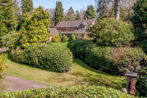 4 bedroom detached house for sale - Compton Way, Moor Park, Farnham