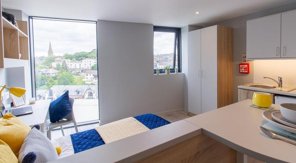 Renslade House Student Accommodation