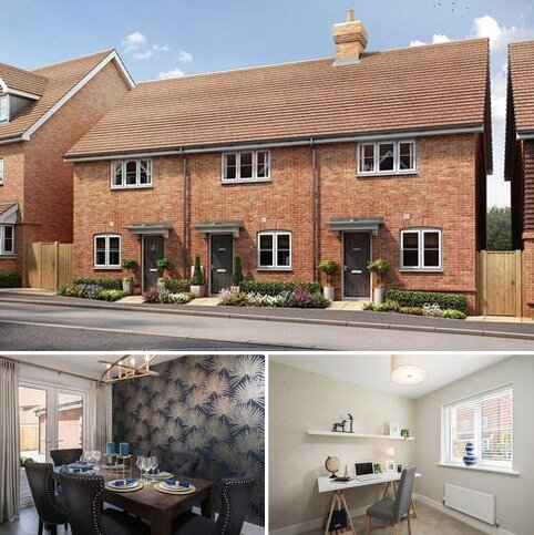 2 bedroom end of terrace house for sale - Plot 112, The Hardwick at The Linden Collection at Kilnwood Vale, Crawley Road, Faygate, Horsham, West Sussex RH12
