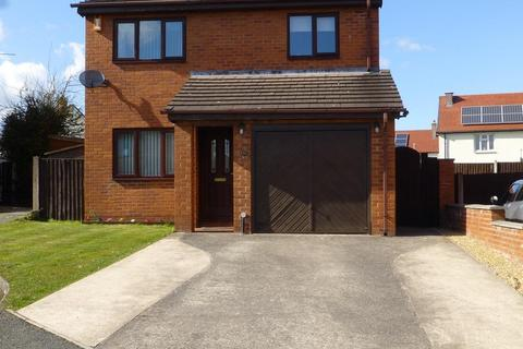 3 bedroom detached house for sale - Saxon Road, Gwersyllt, Wrexham