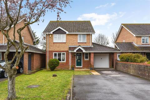 4 bedroom detached house for sale - Fontwell Close, Fontwell